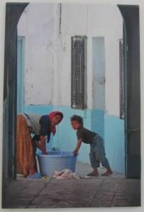 Laundry, Kairouan Tunisia 2008, by Memaile