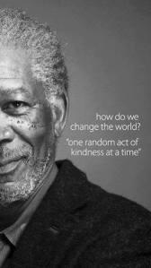 Kindness random