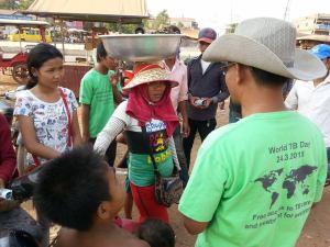 Cheung Prey World TB Day