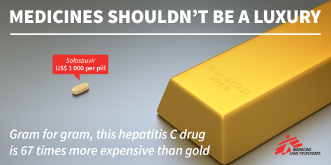 Medicines should not be a luxury
