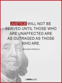 Justice Benjamin Franklin